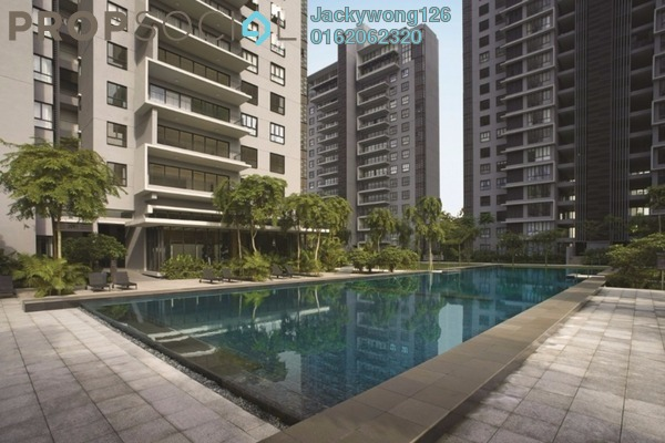 Condominium For Rent in Five Stones, Petaling Jaya Freehold Fully Furnished 4R/4B 6k