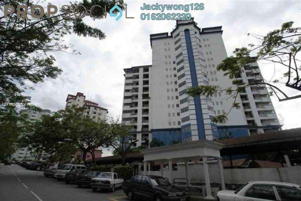 Condominium For Rent in Union Heights, Old Klang Road Freehold Fully Furnished 3R/2B 1.5k