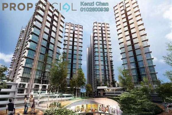 Condominium For Rent in Solstice @ Pan'gaea, Cyberjaya Freehold Fully Furnished 0R/1B 1.3k