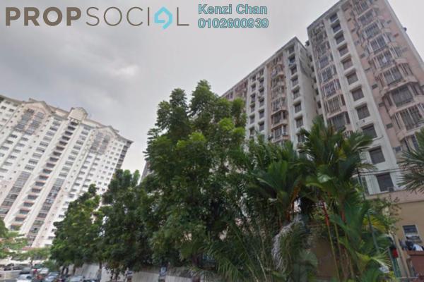 Condominium For Rent in Nilam Puri, Bandar Bukit Puchong Freehold Fully Furnished 3R/2B 1.2k