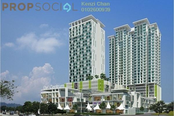 Condominium For Rent in De Centrum Unipark Condominium, Kajang Freehold Fully Furnished 3R/2B 1.5k