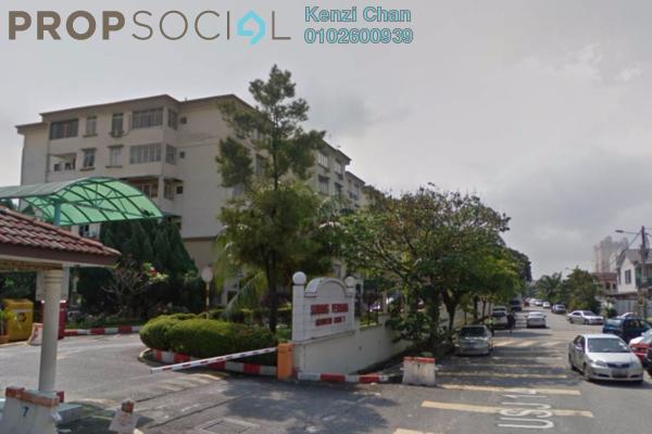 For Rent Condominium at Goodyear Court 10, UEP Subang Jaya Freehold Unfurnished 3R/2B 1.05k