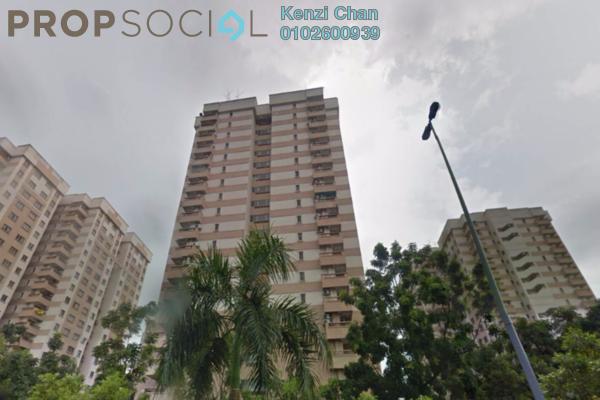 Condominium For Rent in Pelangi Damansara, Bandar Utama Leasehold Semi Furnished 3R/2B 1.2k