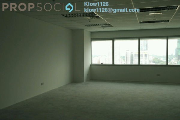 Office For Rent in KL Eco City, Mid Valley City Leasehold Unfurnished 0R/0B 2.8k