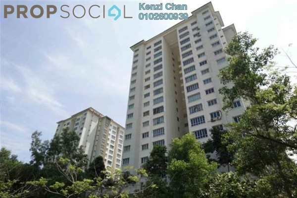 Condominium For Rent in Green Avenue, Bukit Jalil Freehold Fully Furnished 3R/2B 1.55k