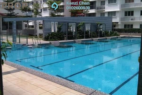 Condominium For Rent in Koi Kinrara, Bandar Puchong Jaya Freehold Semi Furnished 3R/2B 1.2k