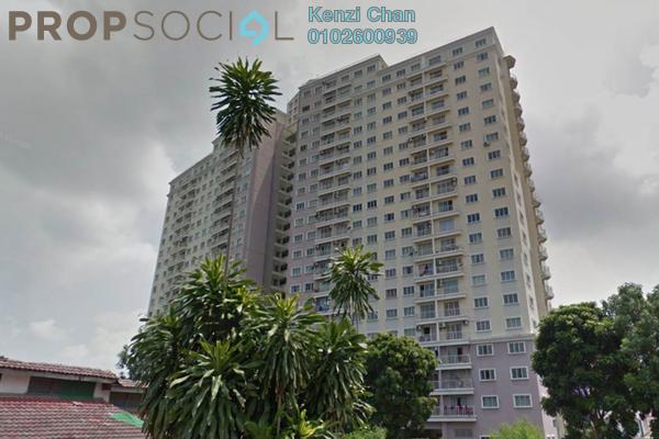 Condominium For Rent in Juta Mines, Seri Kembangan Leasehold Fully Furnished 3R/2B 1.3k