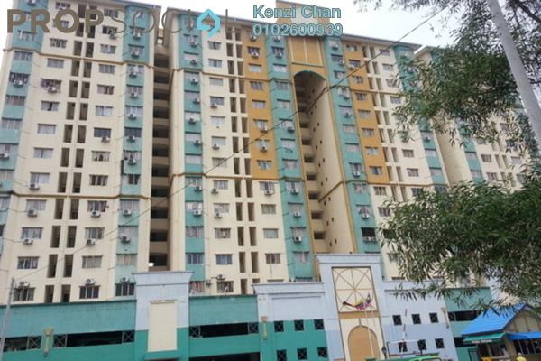 Condominium For Rent in Prisma Perdana, Cheras Freehold Unfurnished 3R/2B 1.25k
