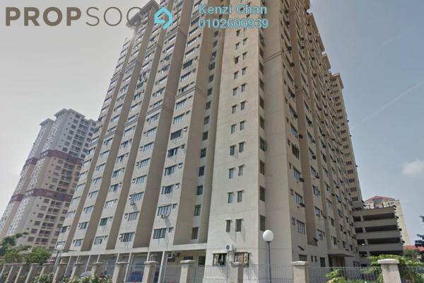 Condominium For Rent in Permai Puteri, Ampang Leasehold Semi Furnished 3R/2B 1.5k