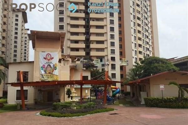 Condominium For Rent in Palm Spring, Kota Damansara Leasehold Fully Furnished 3R/2B 1.4k