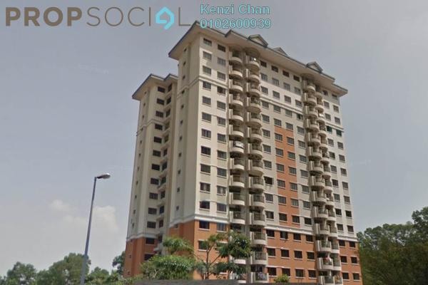 Condominium For Rent in Avilla, Bandar Puchong Jaya Freehold Semi Furnished 3R/2B 1.2k
