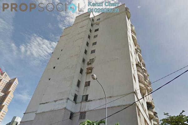 Condominium For Rent in Menara Putra, Putra Freehold Unfurnished 1R/1B 1.1k