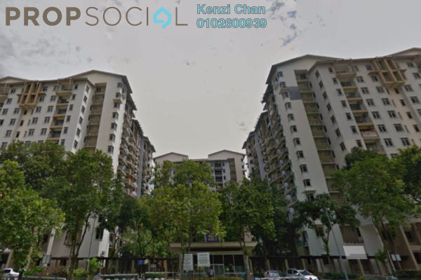 Condominium For Sale in Cyberia SmartHomes, Cyberjaya Freehold Unfurnished 3R/2B 360k