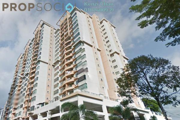 Condominium For Rent in Dynasty Garden, Kuchai Lama Leasehold Semi Furnished 3R/3B 1.2k