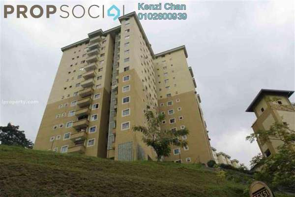 Condominium For Rent in Ketumbar Heights, Cheras Freehold Fully Furnished 3R/2B 1.5k