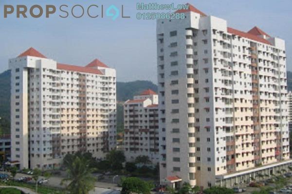 Apartment For Rent in Taman Seri Sari, Relau Freehold Semi Furnished 3R/2B 800translationmissing:en.pricing.unit