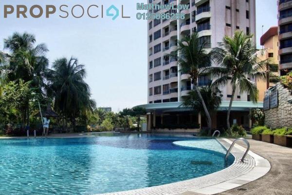 Condominium For Sale in E-Park, Batu Uban Freehold Semi Furnished 3R/2B 460k