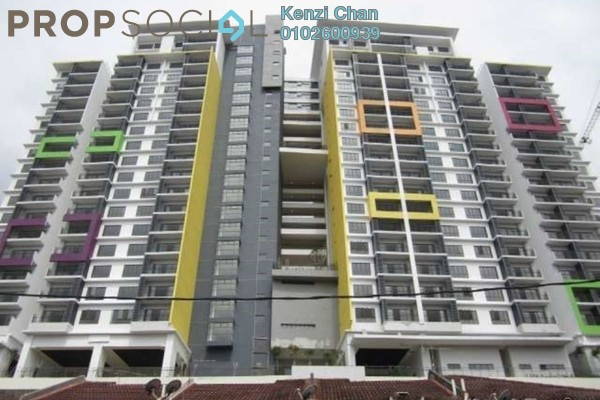 Condominium For Rent in Setia Walk, Pusat Bandar Puchong Freehold Fully Furnished 2R/2B 2k