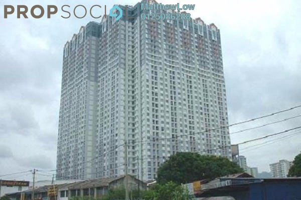 Condominium For Rent in BJ Court, Bukit Jambul Freehold Semi Furnished 3R/2B 850translationmissing:en.pricing.unit