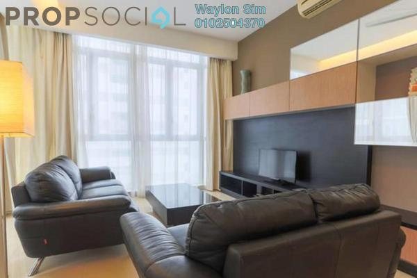 Condominium For Sale in Marc Service Residence, KLCC Freehold Fully Furnished 2R/2B 1.85m