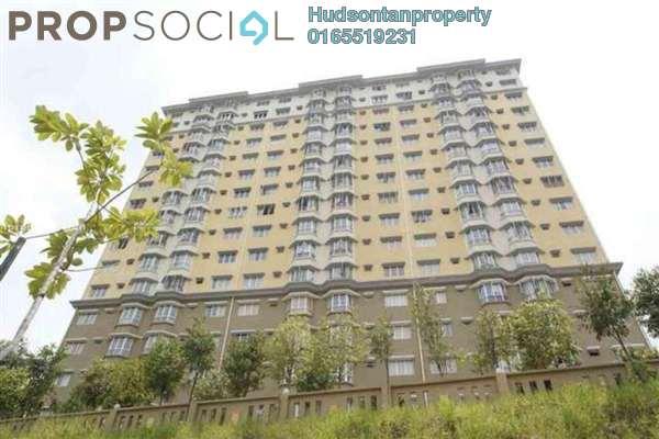 Condominium For Rent in Puncak Banyan, Cheras Freehold Semi Furnished 3R/2B 1k