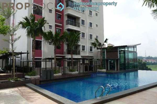 Condominium For Rent in Savanna 1, Bukit Jalil Freehold Fully Furnished 3R/2B 2.3k
