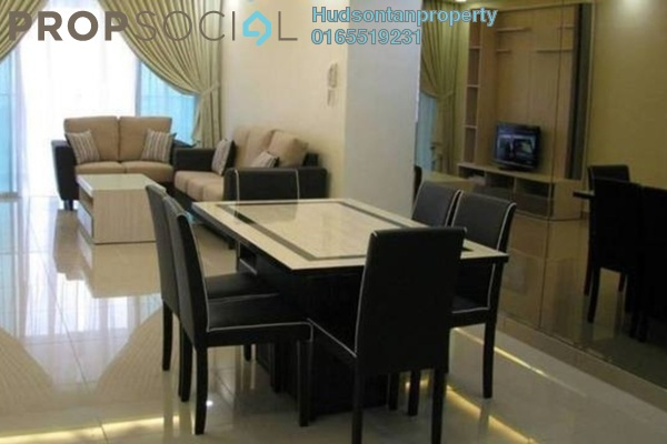 Condominium For Rent in Kiara Residence, Bukit Jalil Leasehold Fully Furnished 3R/2B 2.5k