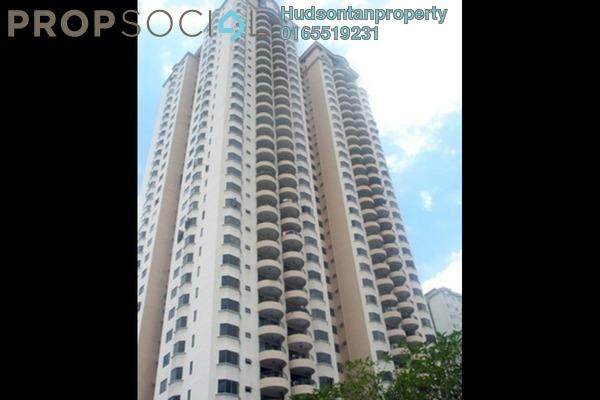 Condominium For Rent in Duta Ria, Dutamas Freehold Semi Furnished 3R/2B 1.6k