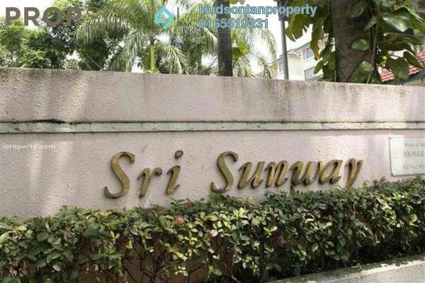 Condominium For Rent in Sri Sunway, Bandar Kinrara Leasehold Fully Furnished 3R/2B 1.3k