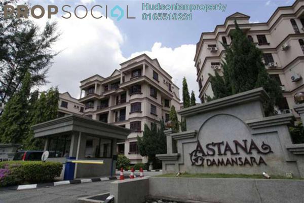 Condominium For Rent in Astana Damansara, Petaling Jaya Freehold Fully Furnished 2R/2B 1.9k