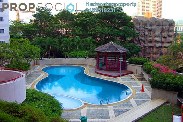 Condominium For Rent in Indah Villa, Bandar Sunway Leasehold Semi Furnished 3R/2B 1.9k