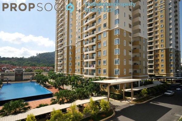 Condominium For Rent in Ixora Apartment, Pudu Leasehold Fully Furnished 3R/2B 1.6k