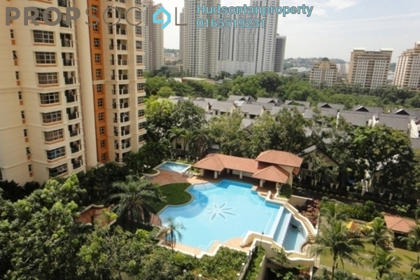 Condominium For Rent in Angkupuri, Mont Kiara Freehold Fully Furnished 3R/2B 2.6k