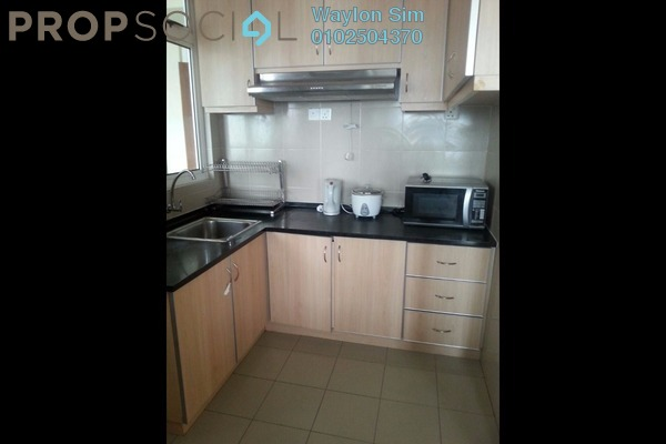 Condominium For Rent in The Orion, KLCC Freehold Fully Furnished 4R/3B 3.2k