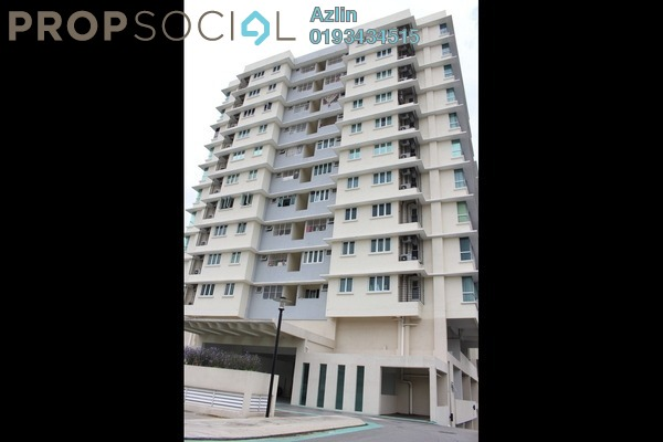Condominium For Rent in Sutera Maya, Old Klang Road Freehold Semi Furnished 4R/2B 2k