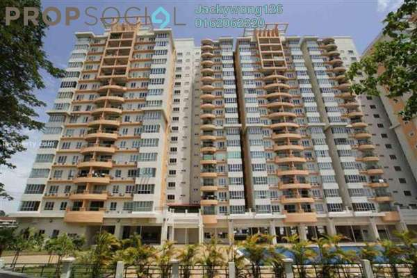 Condominium For Rent in Dynasty Garden, Kuchai Lama Leasehold Semi Furnished 3R/2B 1.8k