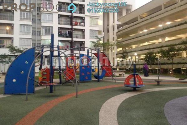 Condominium For Rent in 1120 Park Avenue, PJ South Leasehold Semi Furnished 3R/2B 1.5k