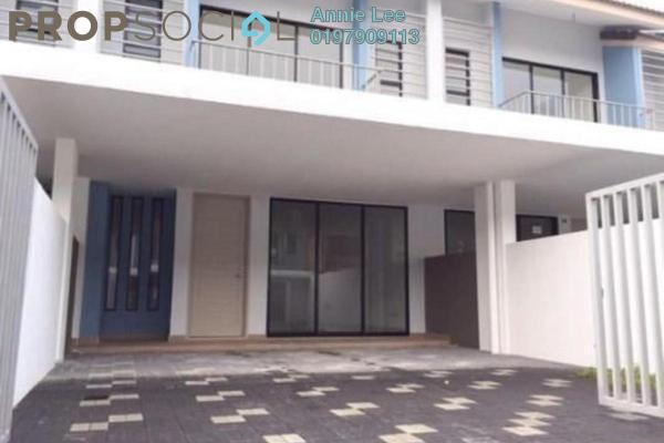 Terrace For Rent in Nusa Bayu, Iskandar Puteri (Nusajaya) Freehold Semi Furnished 4R/3B 1.25k