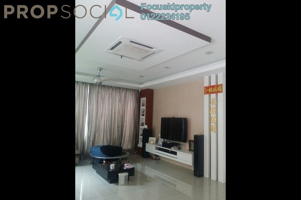 For Sale Terrace at One Sierra, Selayang Leasehold Semi Furnished 5R/5B 2m