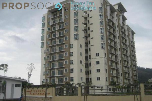 Apartment For Rent in Idaman Lavender, Sungai Ara Freehold Semi Furnished 3R/2B 850translationmissing:en.pricing.unit