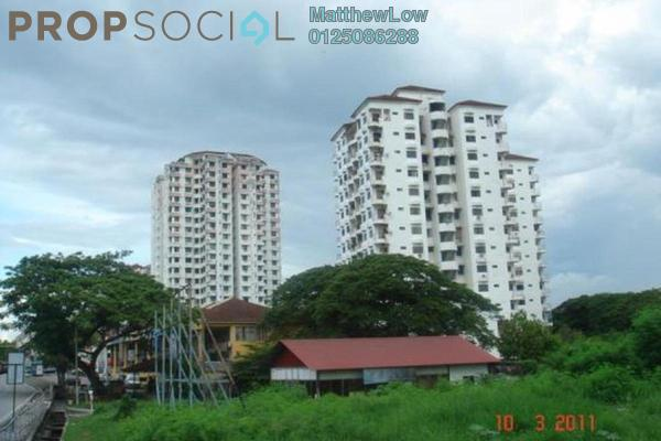For Sale Apartment at University Heights, Sungai Dua Freehold Fully Furnished 3R/2B 480k
