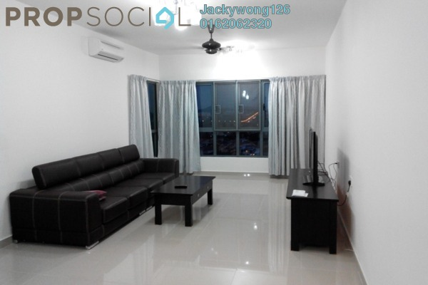 Condominium For Sale in Covillea, Bukit Jalil Freehold Fully Furnished 3R/3B 830k