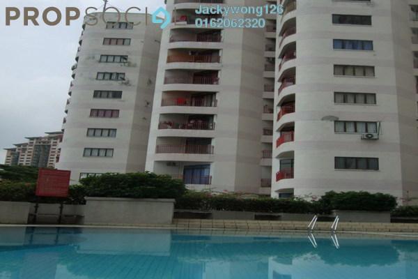 Condominium For Sale in Indah Villa, Bandar Sunway Leasehold Unfurnished 3R/2B 550k