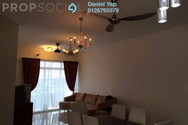 Condominium For Rent in Springville Residence, Equine Park Leasehold Semi Furnished 3R/1B 1.4k