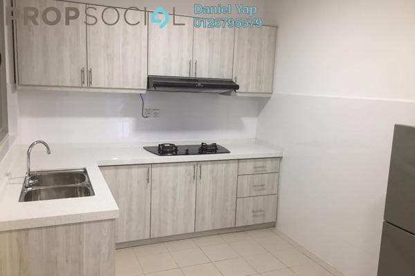Condominium For Rent in Greenz @ One South, Seri Kembangan  Semi Furnished 3R/2B 2k