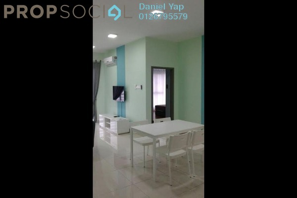 Condominium For Rent in Greenz @ One South, Seri Kembangan  Fully Furnished 3R/2B 2.8k