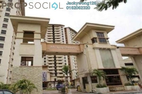 Condominium For Sale in Palm Spring, Kota Damansara Leasehold Semi Furnished 3R/2B 420k