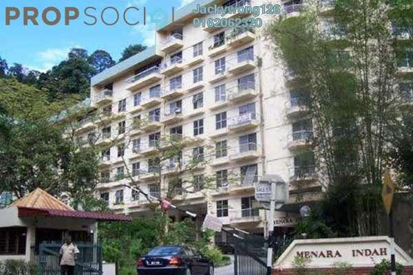 Condominium For Sale in Menara Indah, Ampang Leasehold Unfurnished 2R/2B 450k