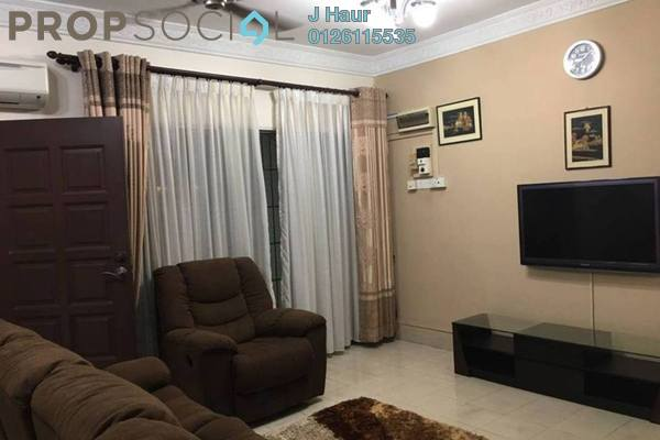 Terrace For Rent in SS18, Subang Jaya Freehold Fully Furnished 4R/3B 1.98k