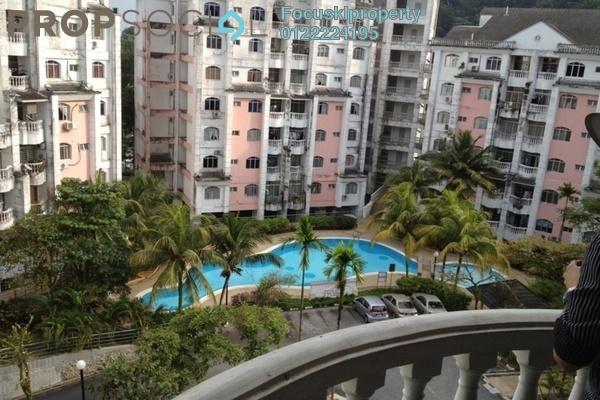 Condominium For Rent in Casa Mila, Selayang Leasehold Semi Furnished 2R/2B 1.2k